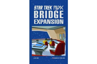 Looney Labs Star Trek Bridge Expansion Pack, Multicolor