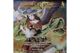 Bailar Cantando: Fiesta Mestiza en el Peru