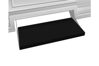 (Black Onyx) - Prest-O-Fit 2-0354 Outrigger RV Step Rug Black Onyx 60cm . Wide