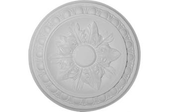 (Primed) - 45cm OD x 2.9cm P Exeter Ceiling Medallion (Fits Canopies up to 7.9cm )