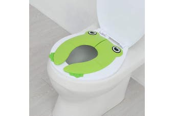 Potty Training Seat for Kids Boys & Girls, Toddlers Toilet Seat, Recyclable Potty Seat Cover for Travel