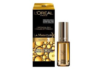 L'oreal Nutri-Oil Nail And Cuticles