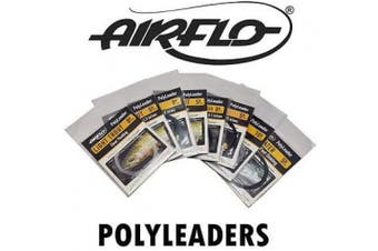 (1.5m Clear Hover) - Airflo Fly Lines Salmon Polyleader 1.5m