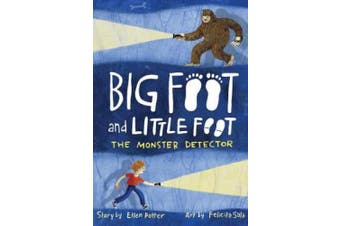 The Monster Detector (Big Foot and Little Foot #2) (Big Foot and Little Foot)