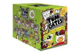 Welcome to the Brilliant World of Tom Gates Books 1-12 (Tom Gates)