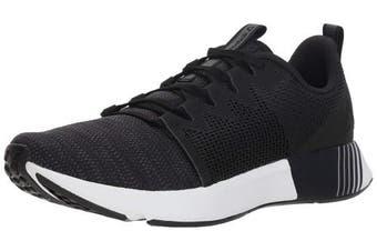 (11 M US, Black/Coal/White) - Reebok Men's Fusium Run Sneaker