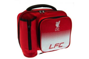 Liverpool FC Lunch Bag and bottle holder - Authentic Club Merchandise