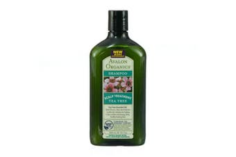 (6) - Avalon Organics Shampoo Ttree Trtment