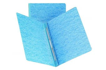 (Blue) - Smead PressGuard Report Cover with Side Fastener, 7.6cm Capacity, Letter Size, Blue (81052)