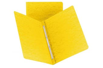 (Yellow) - Smead PressGuard Report Cover with Side Fastener, 7.6cm Capacity, Letter Size, Yellow (81852)