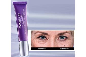 Avon ANEW Platinum Instant Eye Smoother for under eye bags/puffiness / wrinkles
