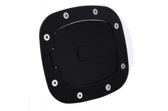 (Flat Black) - All Sales 6071K Billet Fuel Door