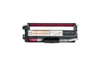 (1 Pack, Magenta) - Brother Genuine TN310M Colour Laser Magenta Toner Cartridge