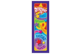 (1) - Trend Enterprises Inc. Reading is. Praise Words 'n Stars Bookmarks, 36 ct