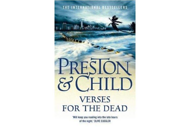 Verses for the Dead by Preston & Child