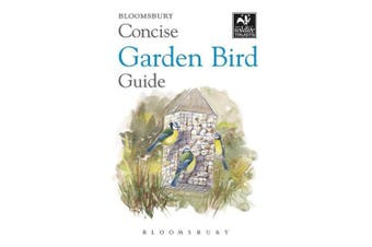 Concise Garden Bird Guide (The Wildlife Trusts)