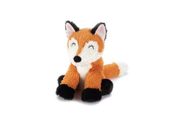 (Fox) - Warmies Plush Heat Up Microwavable Soft Cuddly Toys With A Lavender Scent, Fox
