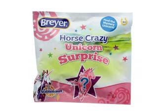 Breyer Stablemates 1/32 Mystery Unicorn Surprise - One Random Blind Bag