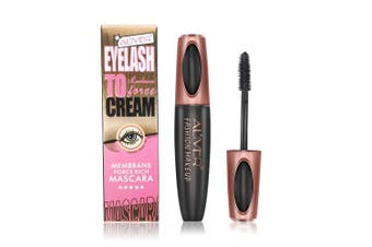 4D Silk Fibre Eyelash Mascara, Extra Long Lash Mascara, Natural Thick Waterproof Thickening and Lengthening Mascara, Long Lasting Charming Eye Makeup