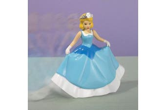 Bits and Pieces - Windup Dancing Princess - Beautiful Dancing Action Toy