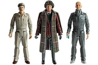 DOCTOR WHO The 1970's Collector Figure Set