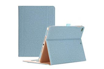 (Teal) - ProCase iPad 9.7 Case 2018/2017 iPad Case - Stand Folio Cover Case for Apple iPad 25cm , Also Fit iPad Air 2 / iPad Air -Teal