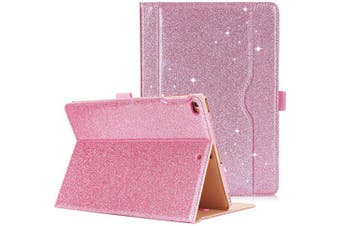 (Glitterpink) - ProCase iPad 9.7 Case 2018/2017 iPad Case - Stand Folio Cover Case for Apple iPad 25cm , Also Fit iPad Air 2 / iPad Air -Glitterpink