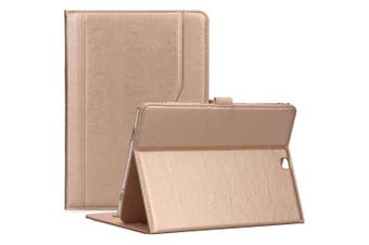(Gold) - ProCase Samsung Galaxy Tab S2 9.7 Case, Stand Folio Cover Case for Galaxy Tab S2 Tablet (25cm , SM-T810 T815 T813) - Gold