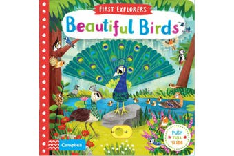 Beautiful Birds (First Explorers) [Board book]