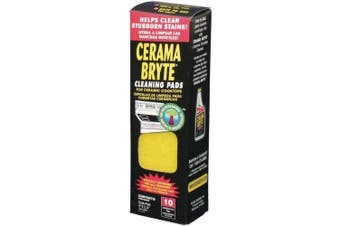 GVI29106 - Cerama Bryte CERAMIC COOKTOP CLEANING-