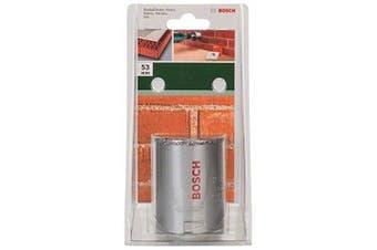 (53 mm) - Bosch 2609255622 Tungsten Carbide Grit Holesaw with Diameter 53mm
