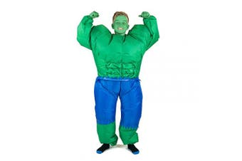 Bodysocks Inflatable Hulk Costume (Kids)