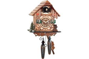 (One Size) - Alexander Taron Importer 413QM Black Forest Cuckoo Clock