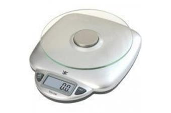 5kg Glass Digital Kitchen Scale-Biggest Loser-3842BL9