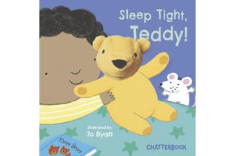 Sleep Tight, Teddy! (Chatterboox) [Board book]