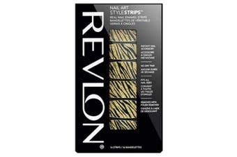 (wildone) - revlon nail art style strips (wild one) 16 strips bottom left of picture