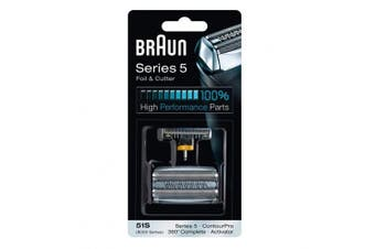 Braun 51s Replacement Foil & Cutter For Shaver Model 550cc