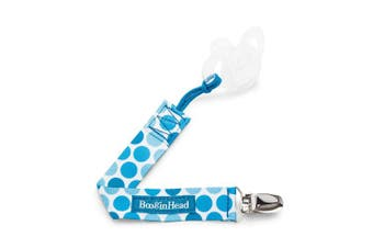BooginHead PaciGrip Pacifier Holder, Teal