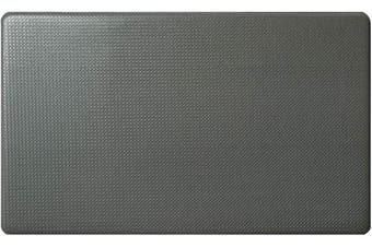 (Gray) - Art3d Anti Fatigue Mat Kitchen Comfort Mat Cushion Chef Rug Standing Floor Mat, 46cm x 80cm , Grey