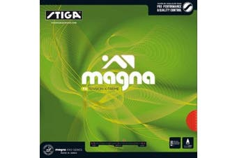 STIGA Magna TX Tension X-Treme max Mm, Red