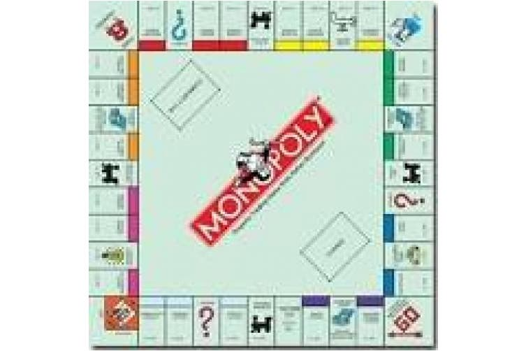 Monopoly Replacement Board