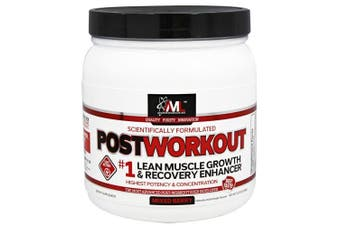 Advanced Molecular Labs - PostWorkout Scientifically Formulated Mixed Berry - 360ml