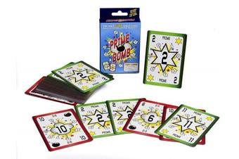 (1) - American Educational Prime Bomb Card Game
