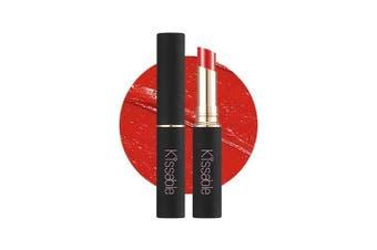 (#02 RD01) - [A'PIEU] Kissable Tint Balm 2.7g #02 RD01