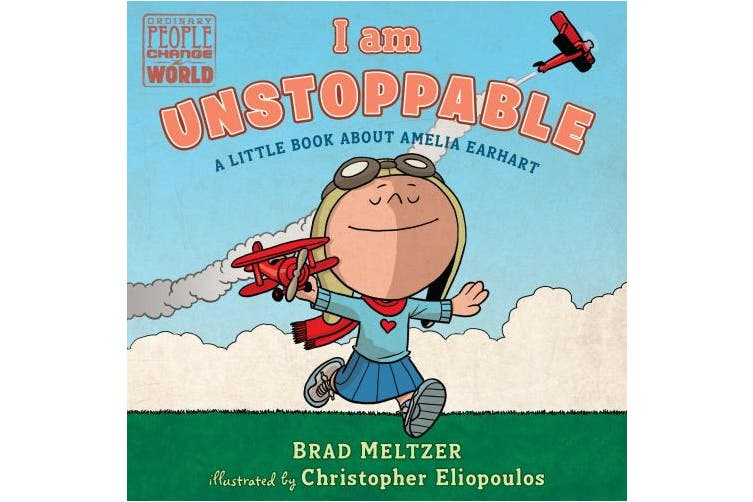 I Am Unstoppable [Board book]