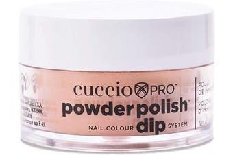 Cuccio Flattering Peach Dipping Powder 14g