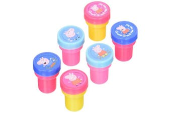 Stamper Set Favours | Peppa Pig Collection | Party Accessory