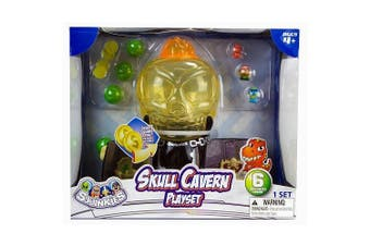 Squinkies Skull Cavern Dispenser Playset