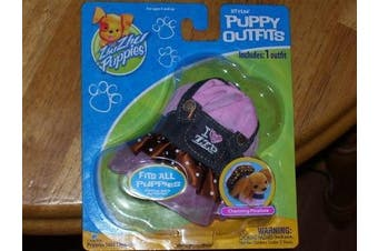 Zhu Zhu Puppies Charming Pinafore Outfit