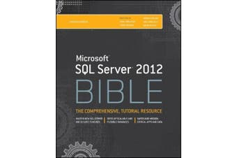 Microsoft SQL Server 2012 Bible (Bible)